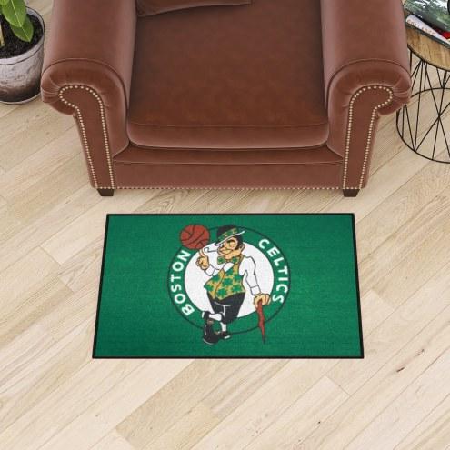 Boston Celtics Starter Rug