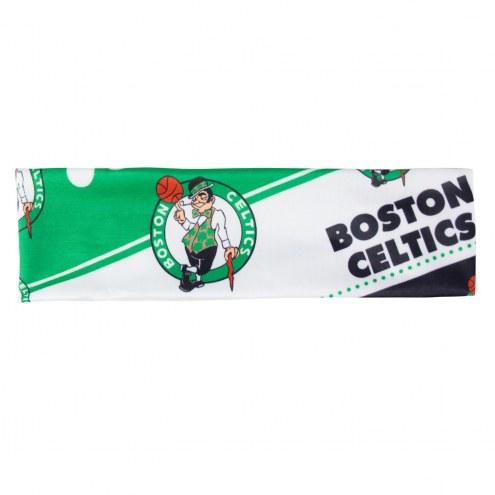 Boston Celtics Stretch Headband