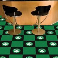 Boston Celtics Team Carpet Tiles