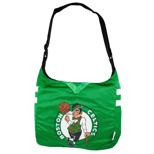 Boston Celtics Team Jersey Tote