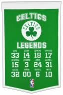 Boston Celtics Legends Banner
