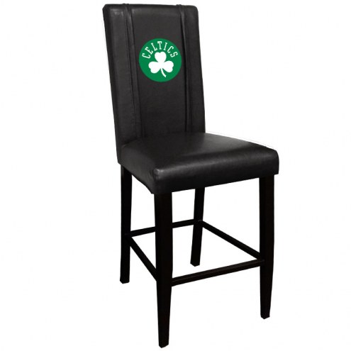 Boston Celtics XZipit Bar Stool 2000 with Secondary Logo