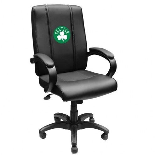 Boston Celtics XZipit Office Chair 1000 with Secondary Logo