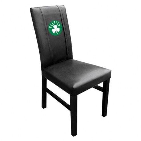 Boston Celtics XZipit Side Chair 2000 with Secondary Logo