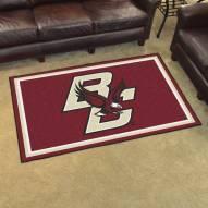 Boston College Eagles 4' x 6' Area Rug