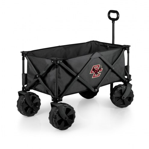 Boston College Eagles Adventure Wagon with All-Terrain Wheels