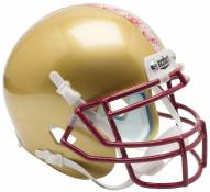 Boston College Eagles Alternate 2 Schutt Mini Football Helmet