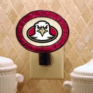 Boston College Eagles Art Glass Night Light