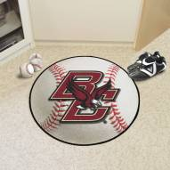 Boston College Eagles Baseball Rug