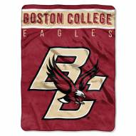 Boston College Eagles Basic Plush Raschel Blanket