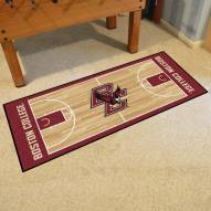 Boston College Eagles Basketball Court Runner Rug