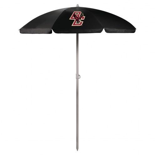 Boston College Eagles Beach Umbrella