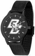 Boston College Eagles Black Dial Mesh Statement Watch
