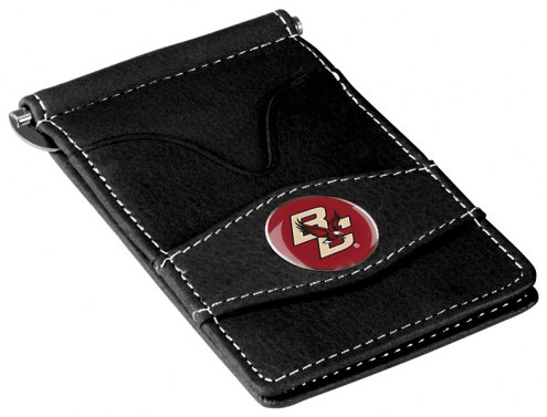 Boston College Eagles Black Player's Wallet