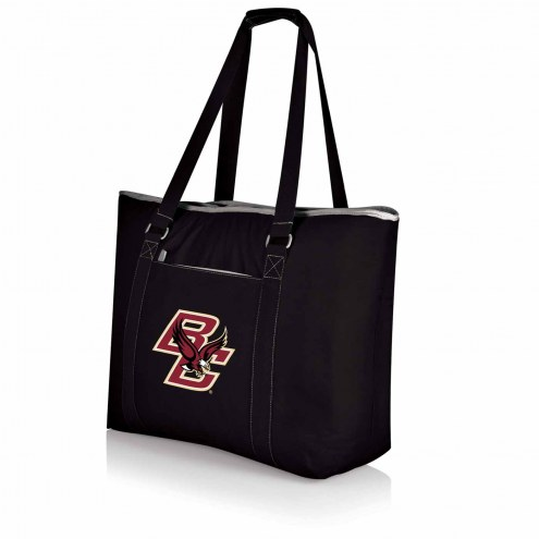 Boston College Eagles Black Tahoe Beach Bag