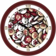 Boston College Eagles Candy Wall Clock