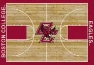 Boston College Eagles College Home Court Area Rug