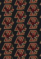 Boston College Eagles College Repeat Area Rug