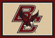 Boston College Eagles College Team Spirit Area Rug