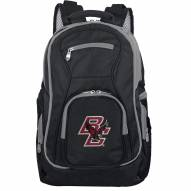 NCAA Boston College Eagles Colored Trim Premium Laptop Backpack