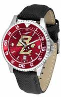 Boston College Eagles Competitor AnoChrome Men's Watch - Color Bezel