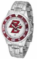 Boston College Eagles Competitor Steel Men's Watch