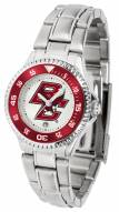 Boston College Eagles Competitor Steel Women's Watch