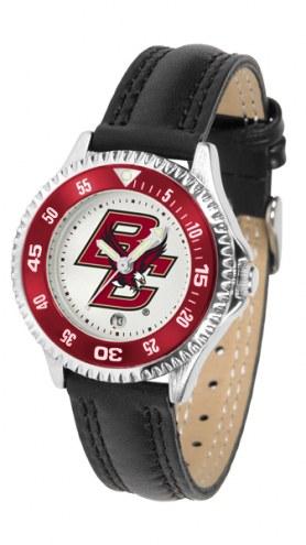 Boston College Eagles Competitor Women's Watch
