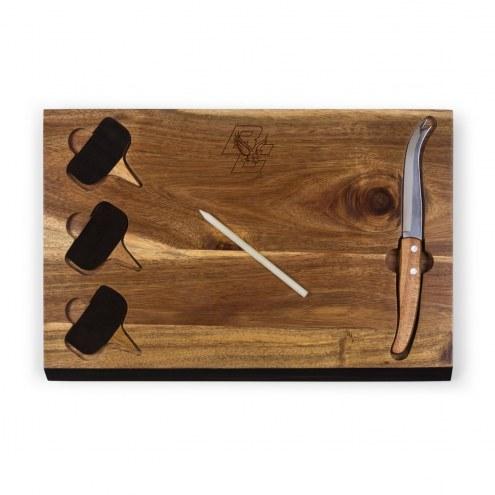 Boston College Eagles Delio Bamboo Cheese Board & Tools Set