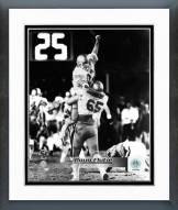 Boston College Eagles Doug Flutie Action Framed Photo