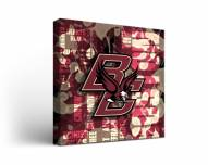 Boston College Eagles Fight Song Canvas Wall Art