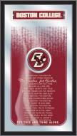 Boston College Eagles Fight Song Mirror