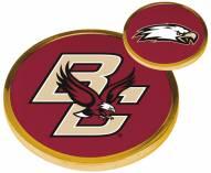 Boston College Eagles Flip Coin