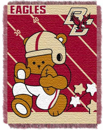Boston College Eagles Fullback Baby Blanket