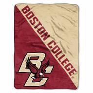 Boston College Eagles Halftone Raschel Blanket