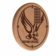 Boston College Eagles Laser Engraved Wood Sign