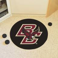 Boston College Eagles Hockey Puck Mat