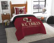 Boston College Eagles Modern Take Twin Comforter Set