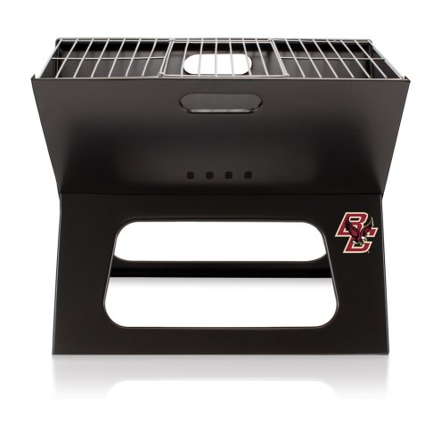 Boston College Eagles Portable Charcoal X-Grill