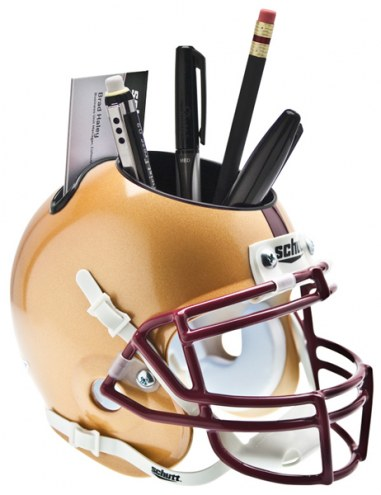 Boston College Eagles Schutt Football Helmet Desk Caddy