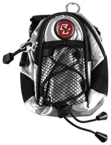 Boston College Eagles Silver Mini Day Pack