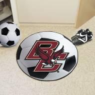 Boston College Eagles Soccer Ball Mat