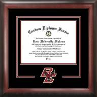 Boston College Eagles Spirit Diploma Frame