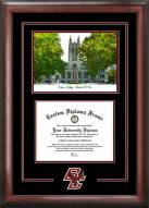 Boston College Eagles Spirit Graduate Diploma Frame