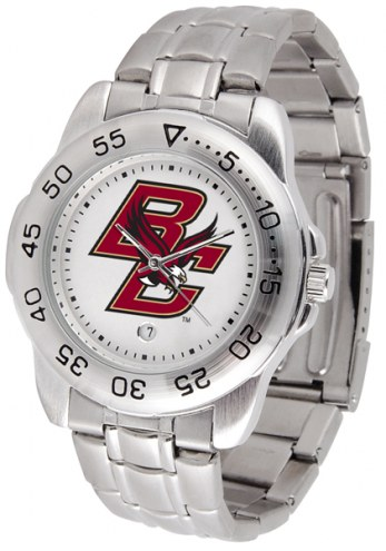 Boston College Eagles Sport Steel Men's Watch