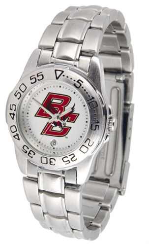 Boston College Eagles Sport Steel Women's Watch