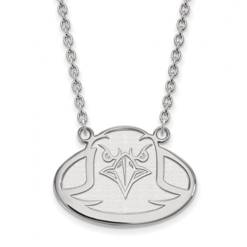 Boston College Eagles Sterling Silver Large Pendant Necklace