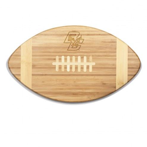 Boston College Eagles Touchdown Cutting Board