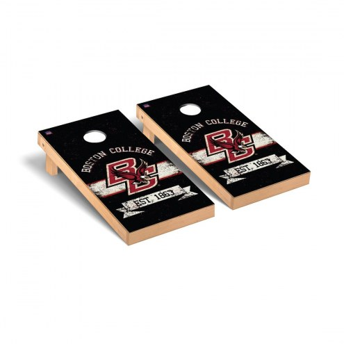 Boston College Eagles Vintage Cornhole Game Set
