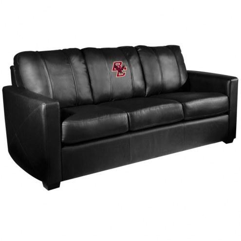 Boston College Eagles XZipit Silver Sofa